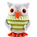 Oswald The Owl pattern