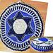 Mandala for Shimon Peres pattern