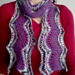 Every Which Way Scarf pattern