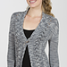Merino Cloud Cabled Cardigan pattern