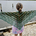 Beautiful Triangle Shawl pattern