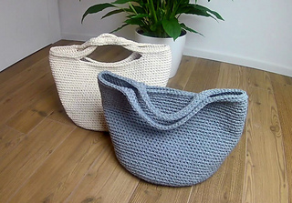 Ravelry Easy Crochet Tote Bag Pattern