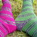 Armand(e) Socks pattern