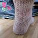 Baptistine Socks pattern