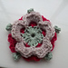 Tudor Rose pattern