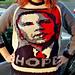 Obama-rama pattern