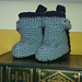 Pull Me Up By My Bootstraps Baby Boots pattern
