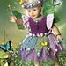 Flower Fairy pattern