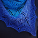 Bridge Over Troubled Water Shawl pattern