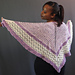 Floralise Shawl pattern