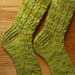Snake River Socks pattern