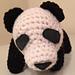 Panda Plushie pattern