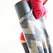 Chevron Yoga Bag pattern