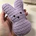 Small Bunny Peep pattern
