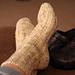 Slipperish Socks pattern