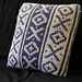 Norwegian Style Pillow pattern