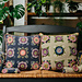 Kelmscott & Melsetter Cushion Covers pattern