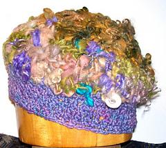 Ozark crocheted hat