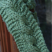 Reversible Cabled Scarf pattern