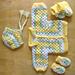 Bev's Hexagon Baby Jacket pattern