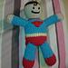 Superman pattern