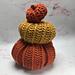 The Briar  Pumpkin pattern