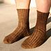Custom Toe Up Socks pattern