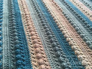 Ravelry Little Boy Blue Baby Blanket Pattern By Jeanne