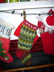 my new stocking