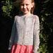 Eostre children cardigan pattern