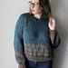 Argiope Sweater pattern