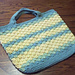 Shell Tote with Lining pattern