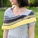 Cirra Shawlette pattern