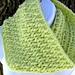Weave Cowl pattern