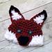 Woodland Fox & Wolf Hat pattern