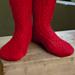 Snow Lake Socks pattern