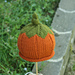 Knit Pumpkin Hat Baby to Youth (5 sizes) pattern