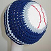 Double Crochet Sport Hat pattern