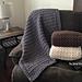 Jenni's Favorite Chunky Throw Blanket pattern