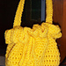 Easy Drawstring Purse pattern
