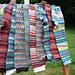 Toe Up Machine Knit Socks for Passaps pattern