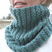 Soft As a Cloud Cowls pattern