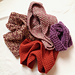 Simple Chunky Infinity Scarf pattern