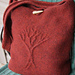 Tree of Life Felted Bag pattern