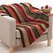Basic Stripes Blanket pattern