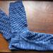 Meandering Vines Socks pattern
