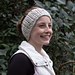 Super Simple Ribbed Headband pattern