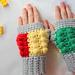 Master Builder Fingerless Gloves pattern