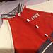 Baseball Jacket pattern