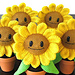 Happy Sunflower Amigurumi pattern